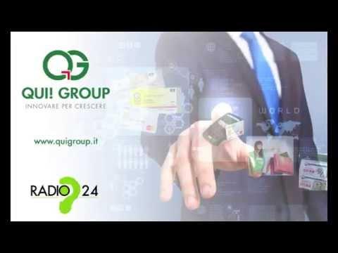 Gregorio Fogliani e QUI! Group su Radio24
