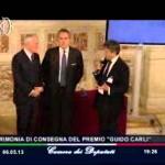 Premio Guido Carli a Gregorio Fogliani