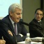 Alessandro Profumo al convegno sull'enciclica di Benedetto XVI