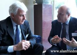 Friedman intervista: Alessandro Profumo